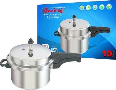 Kf10 01265 Aluminium 10 L Pressure Cooker