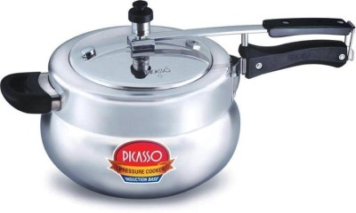 Picasso 3 L Pressure Cooker (Induction Bottom, Aluminium)