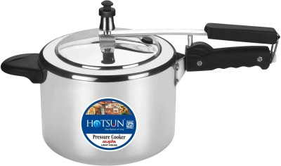 Hotsun 3 L Pressure Cooker (Induction Bottom, Aluminium)