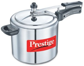 11065-Aluminium-6.5-L-Pressure-Cooker-(Induction-Bottom,Inner-Lid)