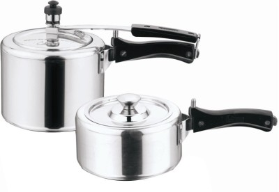 Home Zone 3 L Pressure Cooker (Induction Bottom, Aluminium)