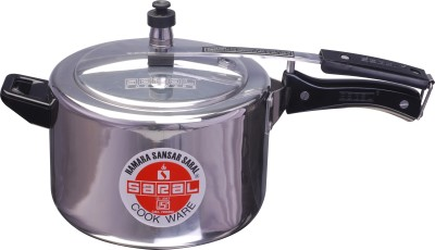 FS00000292 Aluminium 2 L Pressure Cooker (Induction Bottom,Inner Lid)