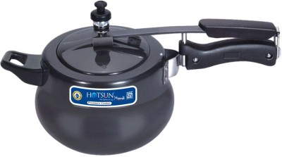 Hotsun 5 L Pressure Cooker (Induction Bottom, Aluminium)