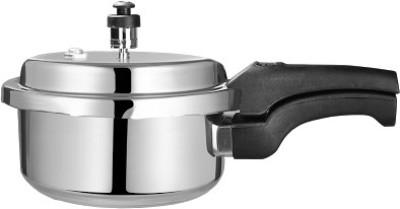 Sumeet Sumeet Alluminium 2 L Pressure Cooker (Aluminium)