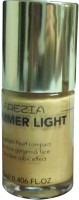 Arezia Shimmer Pearl Light Gold Makeup Base Primer - 12 Ml (Gold)