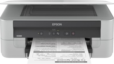 Epson - K200 Multi-function Inkjet Printer White