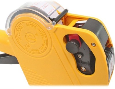 DivineXt MX-5500 Price Labeler Single Function Printer (Yellow)