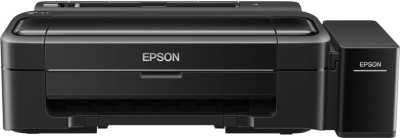 Epson L310 Single-Function Inkjet Printer (Black)