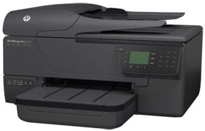HP Officejet Pro 3620 Multi-function Printer (Black)