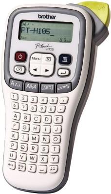 Brother PT-H105 Single Function Printer (Grey, White)
