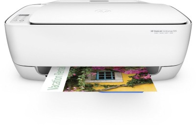 HP DeskJet Ink Advantage 3636 All-in-One Printer (White)