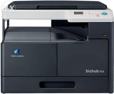Konica-Minolta-Bizhub195-Multi-function-Printer