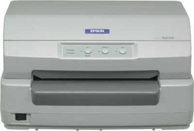 Epson - PLQ-20 Single Function Impact Dot Matrix Printer (Grey)