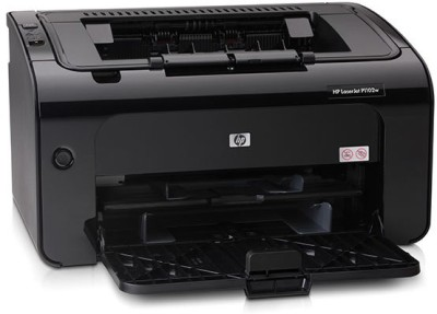 HP LaserJet Pro P1102W Single Function Printer (Black)