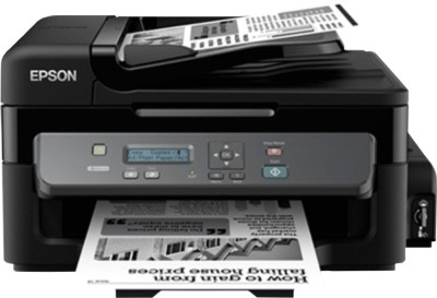 Epson M200 Multi-function Printer (Black)