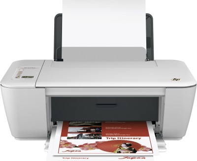 HP Deskjet 2545 Multifunction Inkjet Printer