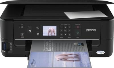 Epson - ME Office 900WD Multi-function Inkjet Printer Black