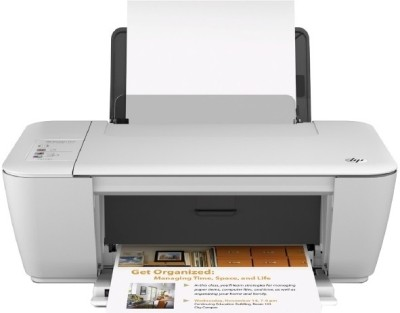 HP Deskjet 1510 Multifunction Inkjet Printer(Low Cartridge Cost) (White)
