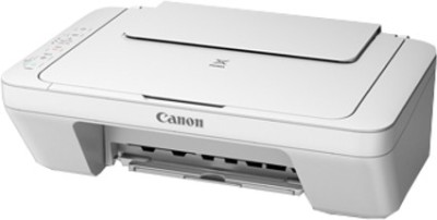 Canon MG 2970 Multi Function Wireless Printer (White)