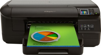 HP Officejet Pro 8100 ePrinter (Black)