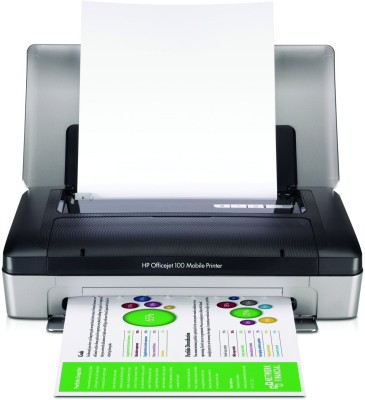 Hp 100 mobile printer Single Function Printer (Black)
