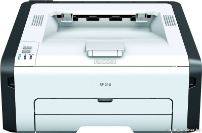 Ricoh SP 210 Single Function Printer (Black)