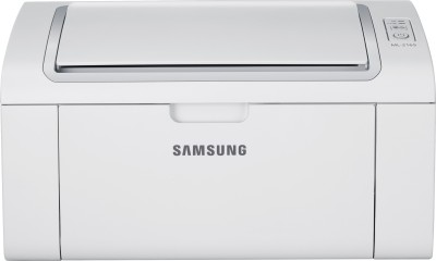 Samsung ML-2166W Laser Printer - Mono (White)