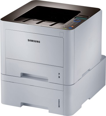 Samsung SL-M3320ND/XIP Multi-function Printer (White)