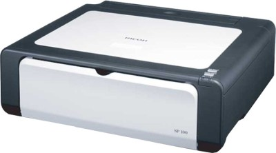 Ricoh Aficio SP 100 B And W Laser Printer