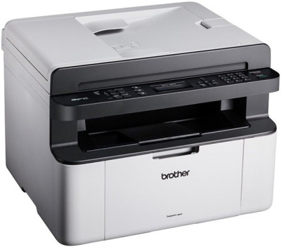 Brother DCP-1616NW Multi-function Printer (White & Black)