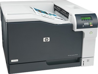 HP Color LaserJet CP5225(CE710A) Single Function Printer (White)