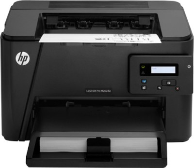 HP LaserJet Pro M202dw Single Function Printer