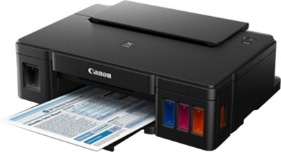 Canon Pixma G 1000 Single Function Printer (Black)
