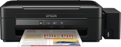 Epson L360 Multi-function Inkjet Printer (Black)