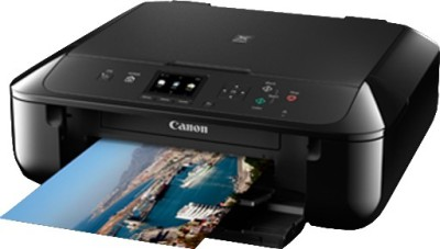 Canon Pixma MG5770 Wireless Multi-function Printer (Black)