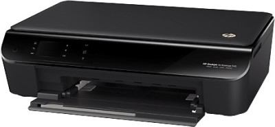 HP Deskjet Ink Advantage 3545 All-in-One Wireless Printer (Black)
