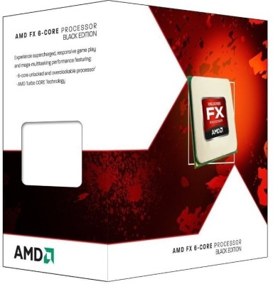 Buy AMD 3.5 AM3+ FX 6-Core Edition FX-6300 (FD6300WMHKBOX) Processor: Processor