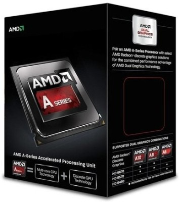 AMD Quad Core A8 6600K
