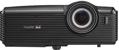 ViewSonic Pro8200 Projector (Black)