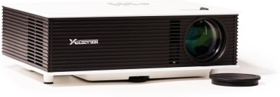Xelectron UC80 Projector (White, Black)