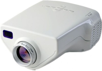 Gadget Hero's Uc33+ Portable Projector (White)