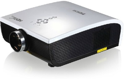 Play PP 002 Portable Projector (White, Black)