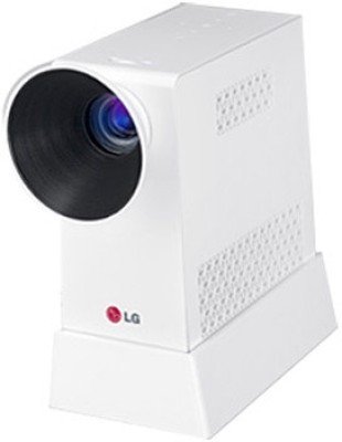 LG PG60G Projector (White)