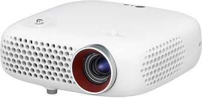 LG PW800G Portable Projector (White)