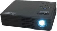 Aaxa LED Showtime 3D- 450 Portable Projector (Black)