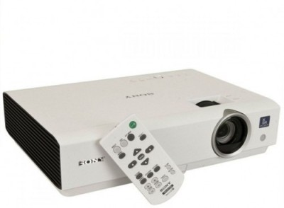 Sony VPL -DX102 Projector (White)
