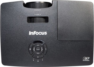 InFocus IN220i Projector (Black)