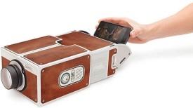 Crocon Smartphone 2.0 DIY FOR Mobile CELL Phone Portable Movie Portable Projector