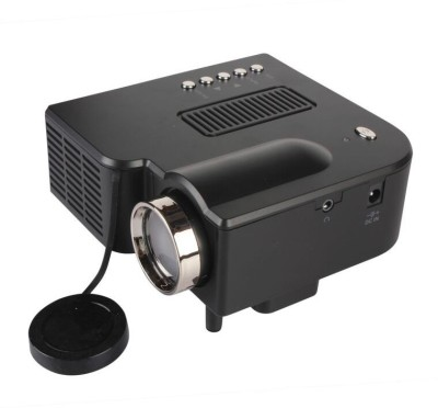 Speed UC 28 60 lm LED Corded Portable Projector (Black)
