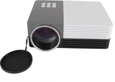 Speed GM 50 Portable Projector (Grey, Black)